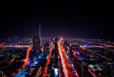 Mesmerizing Dubai