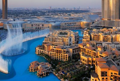 Routemate Dubai Budget Holiday Background